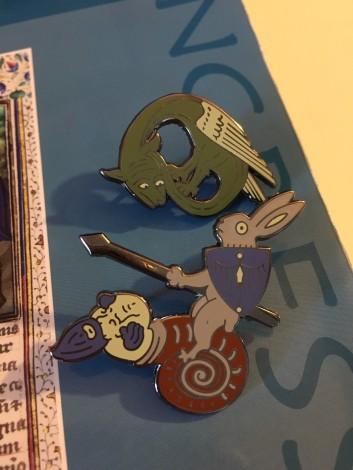 medieval pins